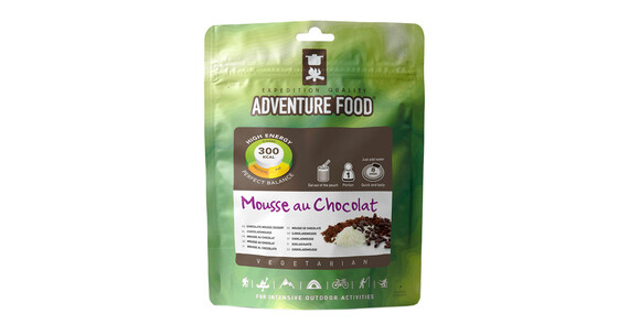 Adventure Food Mousse au Chocolate Einzelportion